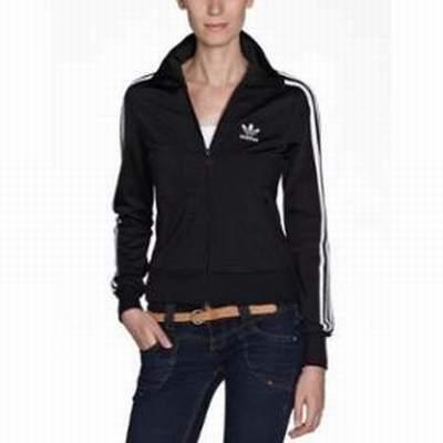 ... survetement femme adidas noir rose fc52f26caf6