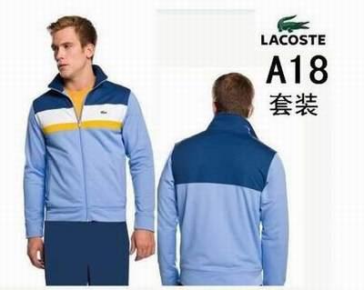 0b8e61a9b41 jogging lacoste 5 ans